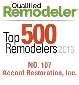 Top 500 Remodeler 2016