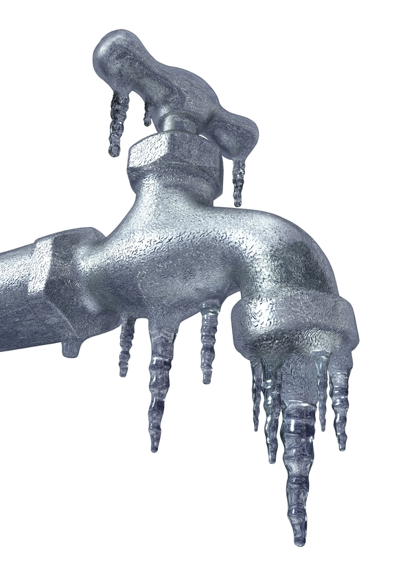 Avoid Frozen Pipes